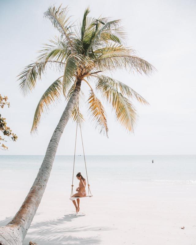 Kje je moj mango in pisarna z razgledom na turkizni ocean?